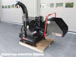 WoodMaxx MX-9900 Wood Chipper 29
