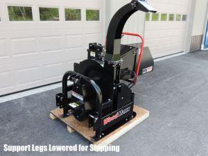 WoodMaxx MX-9900 Wood Chipper 31