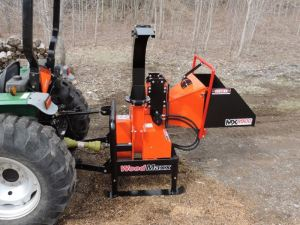 WoodMaxx MX-9900 Wood Chipper 7