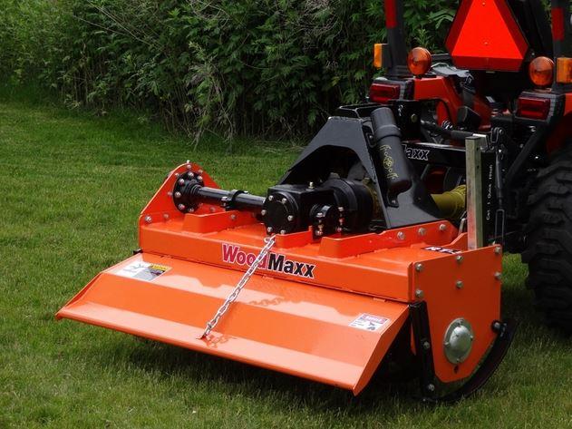 WoodMaxx RT-58 PTO Rotary Tiller 3