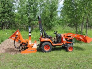 WoodMaxx TM-86H Wood Chipper 3
