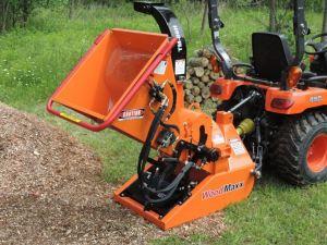 WoodMaxx TM-86H Wood Chipper 4
