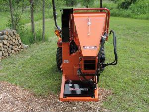WoodMaxx TM-86H Wood Chipper 5