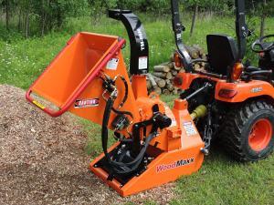 WoodMaxx TM-86H Wood Chipper2