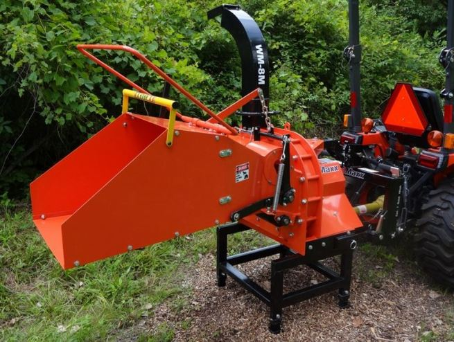WM-8M Mechanical PTO Chipper